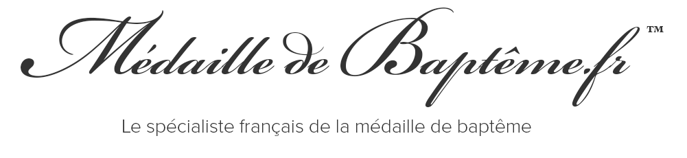 Medaille de bapteme .fr