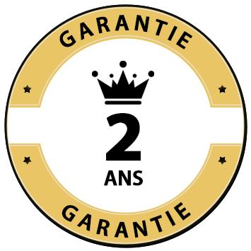 chaines garantie 2 ans
